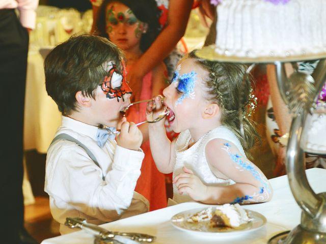 La boda de Michelle y Ronan en Benahavis, Málaga 24