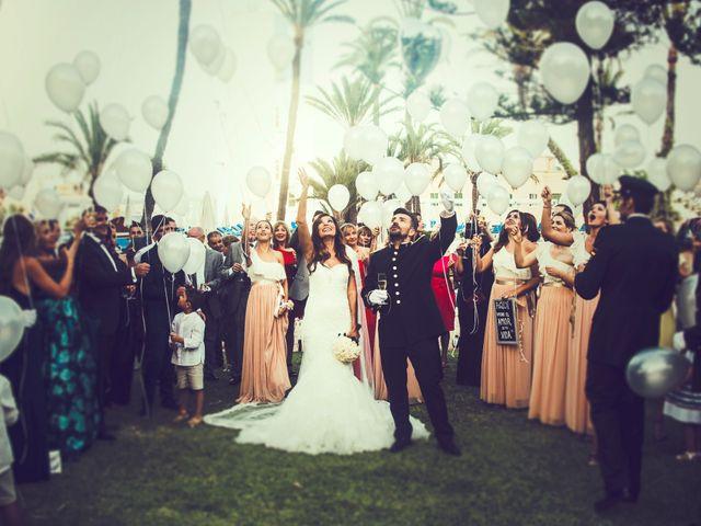 La boda de Salva y Natalia en Palma De Mallorca, Islas Baleares 1