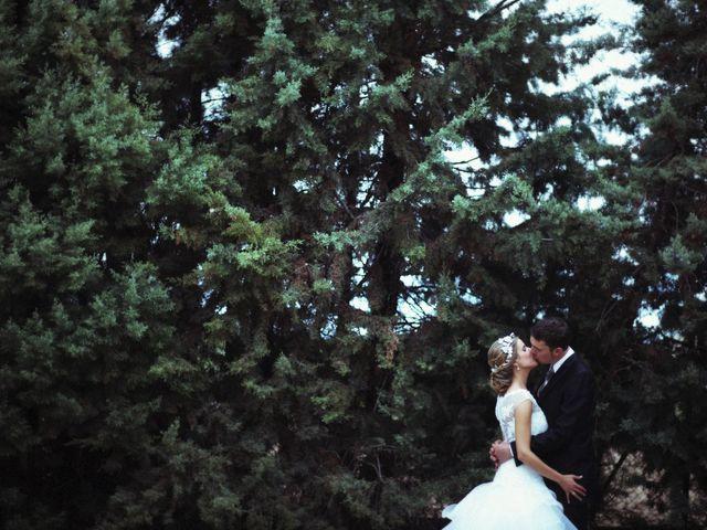 La boda de Tania y Julio