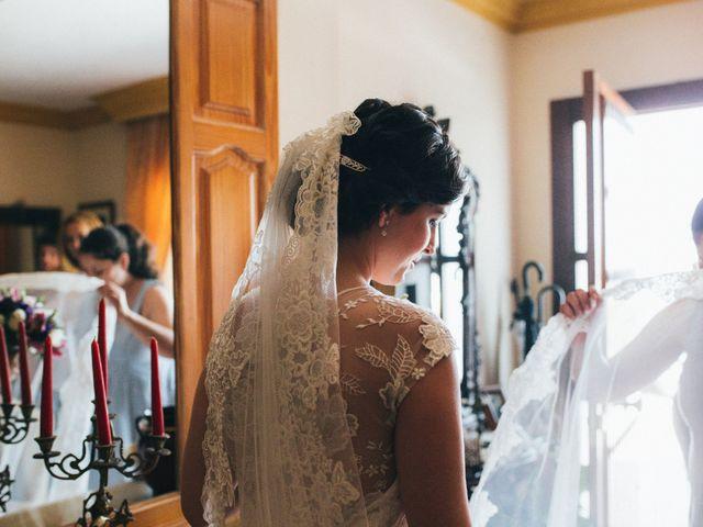 La boda de Brian y Maria Jose en Málaga, Málaga 5