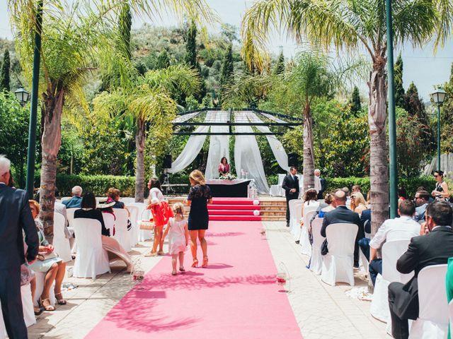La boda de Brian y Maria Jose en Málaga, Málaga 9