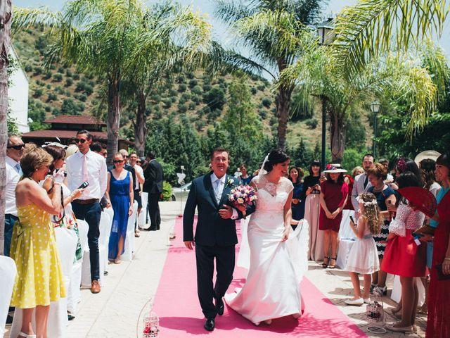 La boda de Brian y Maria Jose en Málaga, Málaga 12