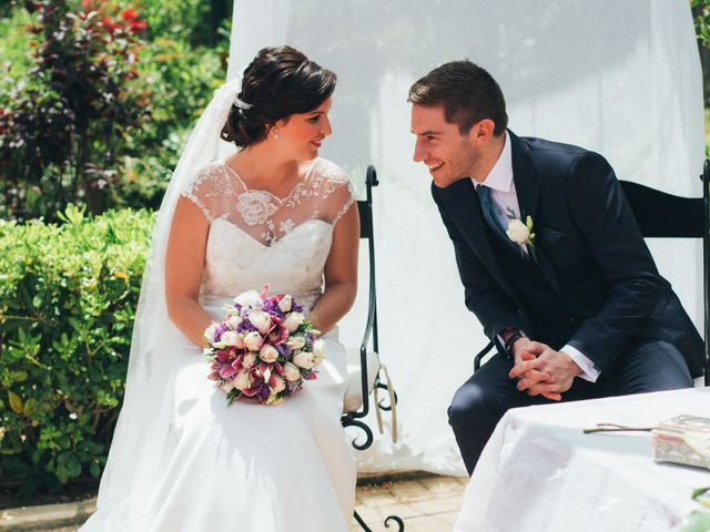 La boda de Brian y Maria Jose en Málaga, Málaga 13