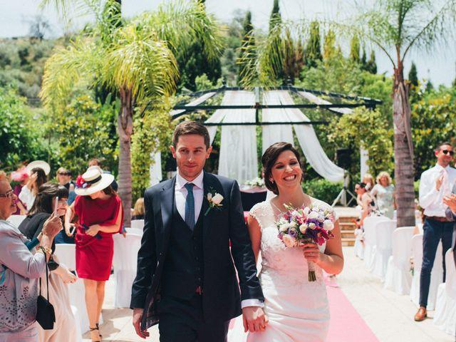 La boda de Brian y Maria Jose en Málaga, Málaga 19