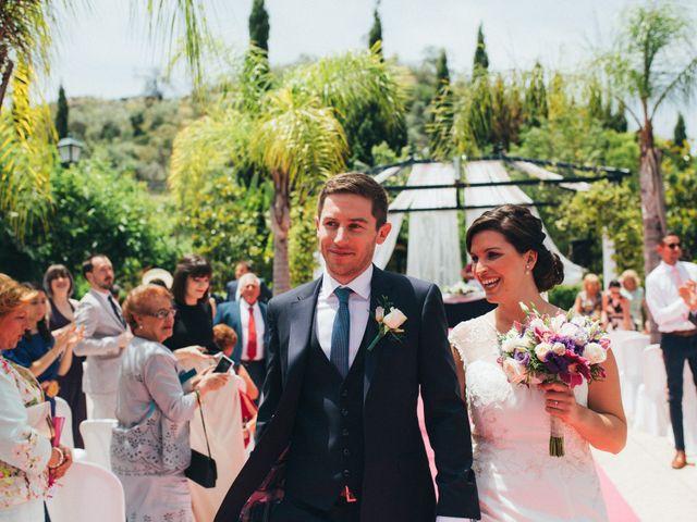 La boda de Brian y Maria Jose en Málaga, Málaga 20