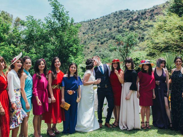 La boda de Brian y Maria Jose en Málaga, Málaga 29