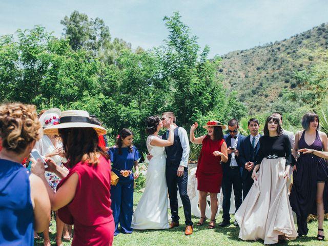 La boda de Brian y Maria Jose en Málaga, Málaga 30