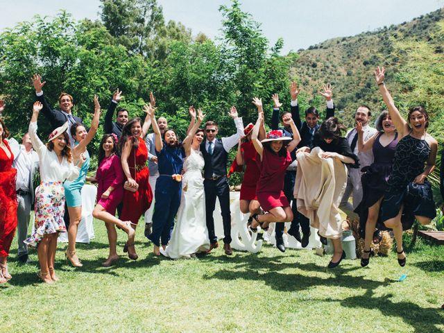 La boda de Brian y Maria Jose en Málaga, Málaga 31