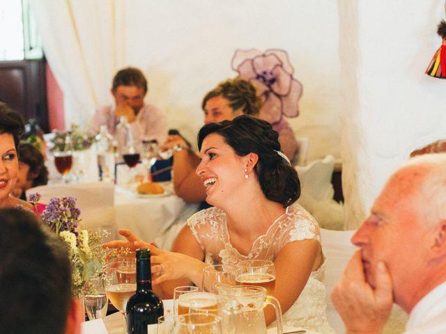 La boda de Brian y Maria Jose en Málaga, Málaga 33