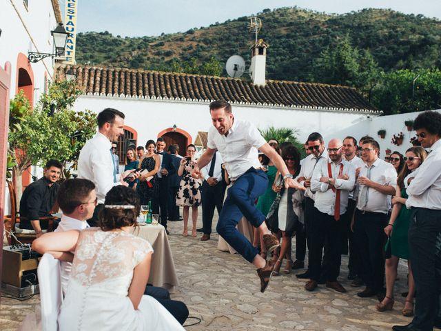 La boda de Brian y Maria Jose en Málaga, Málaga 36