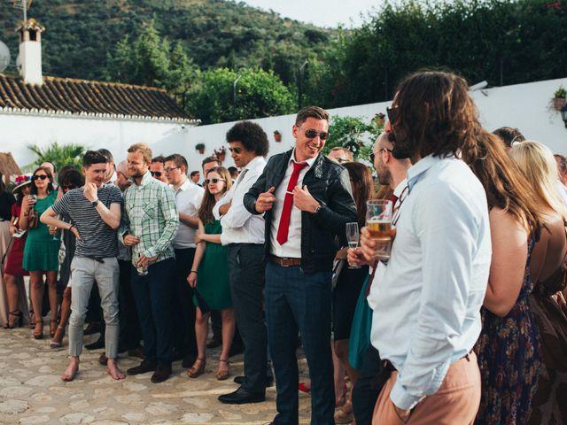 La boda de Brian y Maria Jose en Málaga, Málaga 37