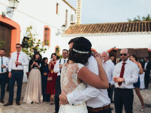 La boda de Brian y Maria Jose en Málaga, Málaga 40