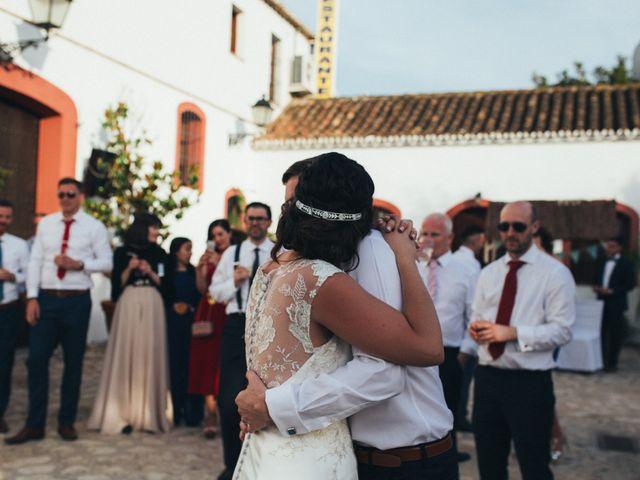 La boda de Brian y Maria Jose en Málaga, Málaga 41