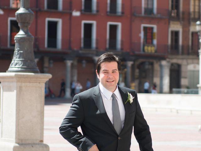 La boda de Ruben y Cristina en Quintanilla De Onesimo, Valladolid 7