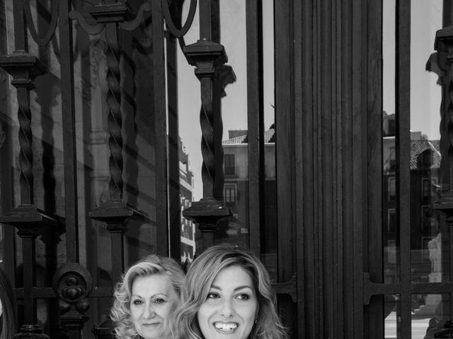 La boda de Ruben y Cristina en Quintanilla De Onesimo, Valladolid 9