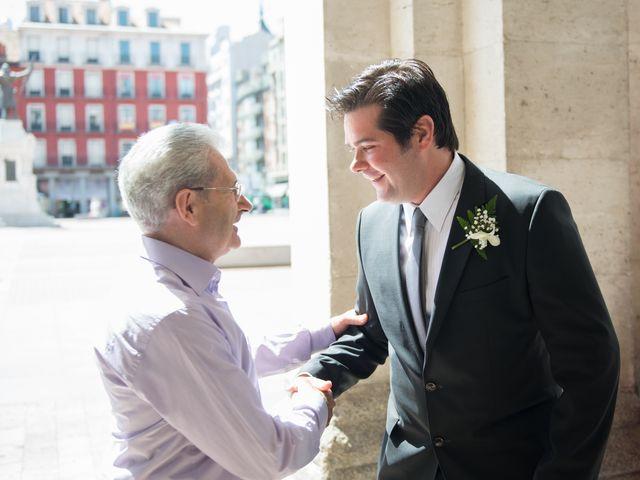 La boda de Ruben y Cristina en Quintanilla De Onesimo, Valladolid 13