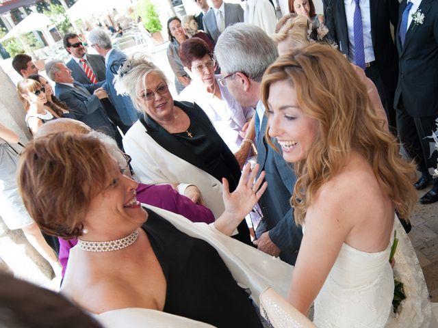 La boda de Ruben y Cristina en Quintanilla De Onesimo, Valladolid 16
