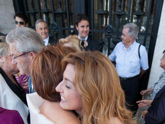 La boda de Ruben y Cristina en Quintanilla De Onesimo, Valladolid 17