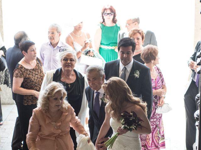 La boda de Ruben y Cristina en Quintanilla De Onesimo, Valladolid 18