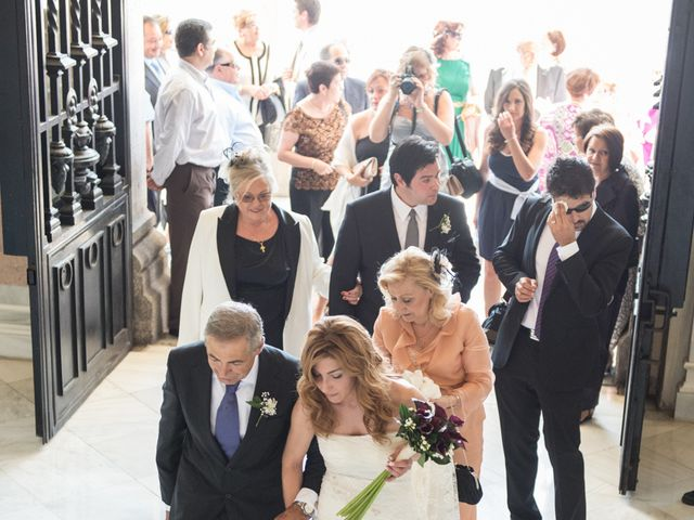 La boda de Ruben y Cristina en Quintanilla De Onesimo, Valladolid 20