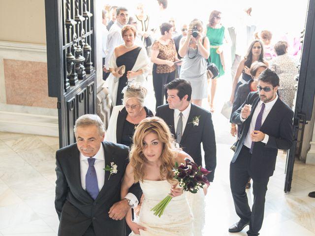 La boda de Ruben y Cristina en Quintanilla De Onesimo, Valladolid 21