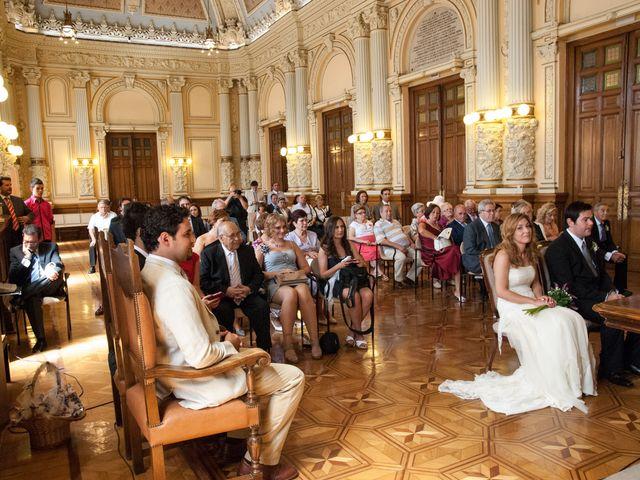 La boda de Ruben y Cristina en Quintanilla De Onesimo, Valladolid 27