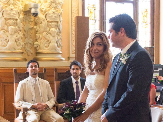 La boda de Ruben y Cristina en Quintanilla De Onesimo, Valladolid 28