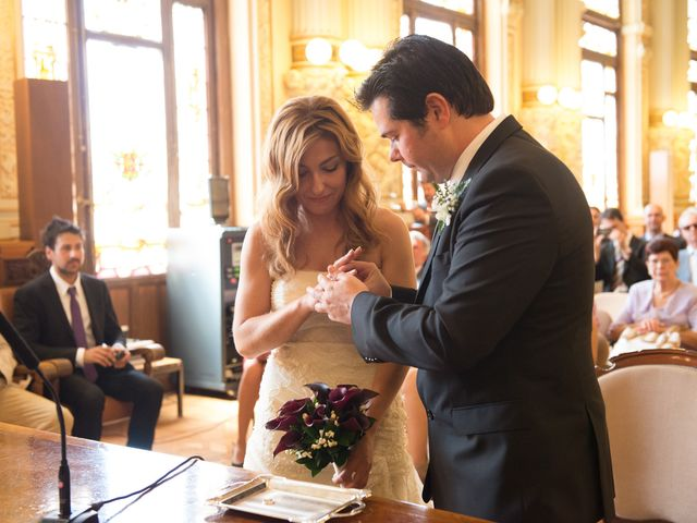 La boda de Ruben y Cristina en Quintanilla De Onesimo, Valladolid 31