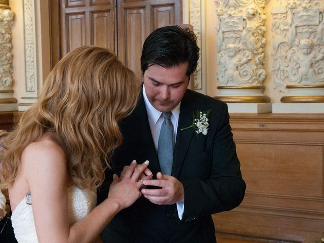 La boda de Ruben y Cristina en Quintanilla De Onesimo, Valladolid 32