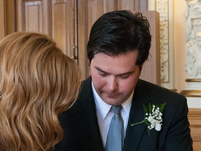 La boda de Ruben y Cristina en Quintanilla De Onesimo, Valladolid 33