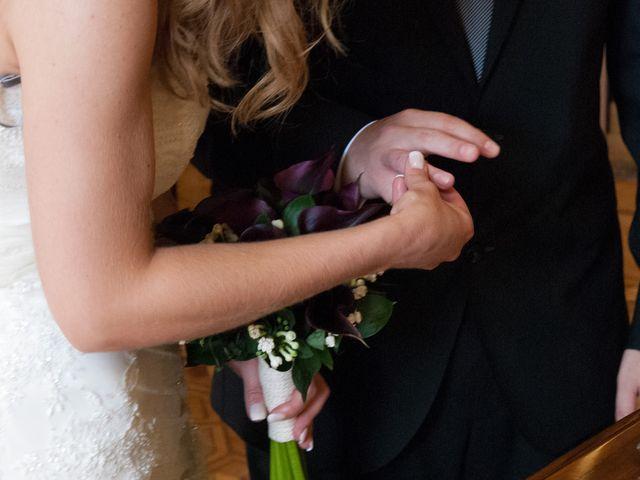 La boda de Ruben y Cristina en Quintanilla De Onesimo, Valladolid 34