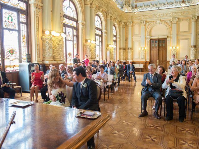 La boda de Ruben y Cristina en Quintanilla De Onesimo, Valladolid 36