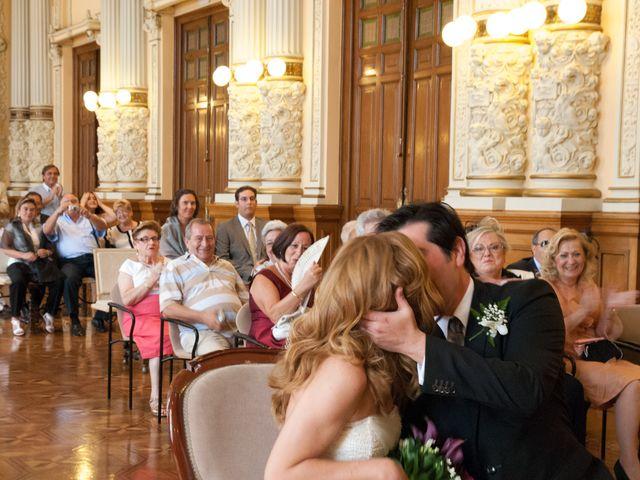 La boda de Ruben y Cristina en Quintanilla De Onesimo, Valladolid 38