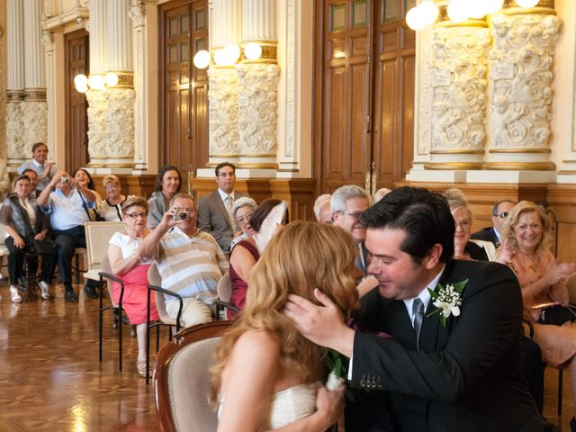La boda de Ruben y Cristina en Quintanilla De Onesimo, Valladolid 39