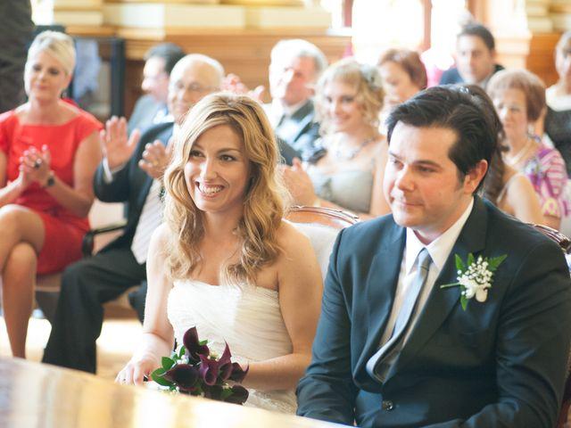 La boda de Ruben y Cristina en Quintanilla De Onesimo, Valladolid 42