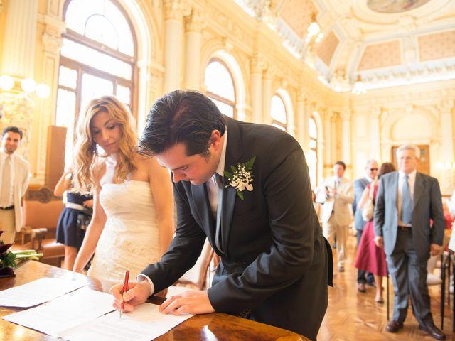La boda de Ruben y Cristina en Quintanilla De Onesimo, Valladolid 43