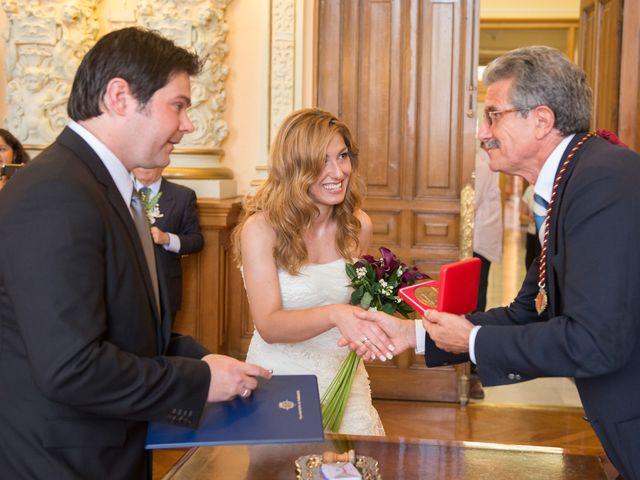 La boda de Ruben y Cristina en Quintanilla De Onesimo, Valladolid 45