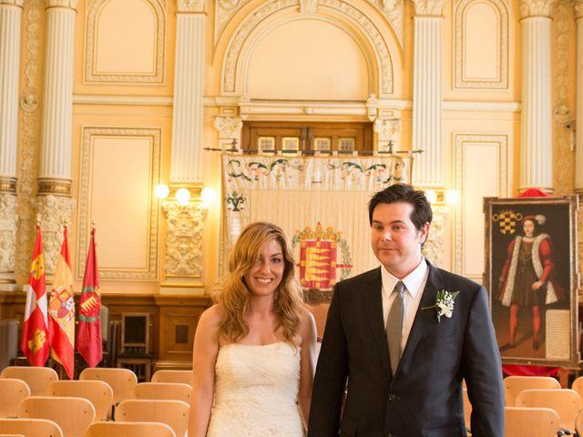 La boda de Ruben y Cristina en Quintanilla De Onesimo, Valladolid 46