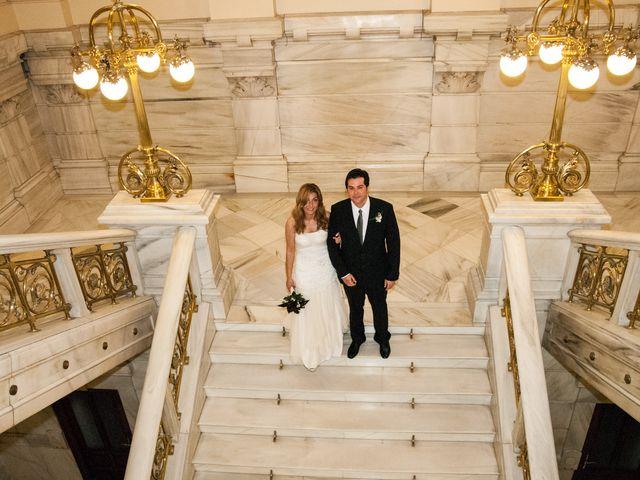 La boda de Ruben y Cristina en Quintanilla De Onesimo, Valladolid 49