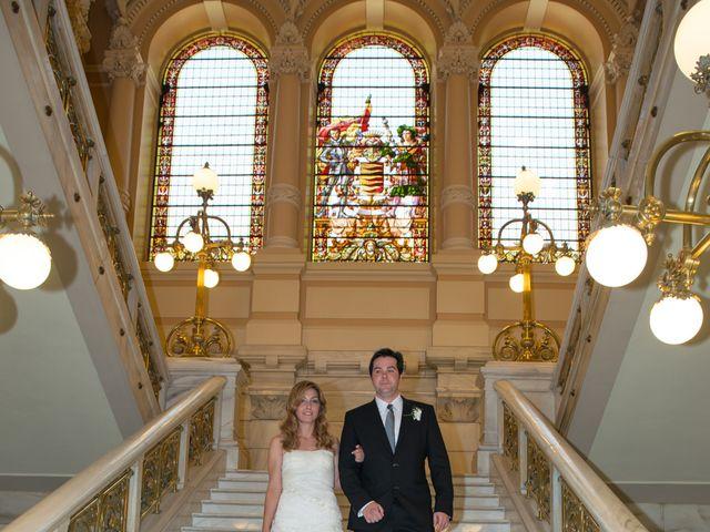 La boda de Ruben y Cristina en Quintanilla De Onesimo, Valladolid 52