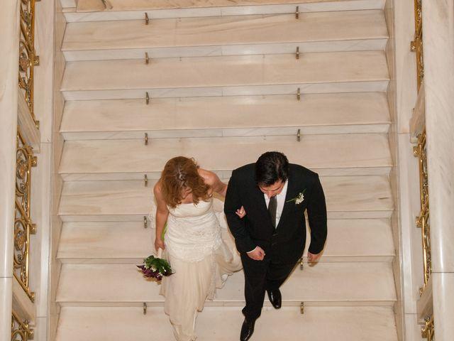 La boda de Ruben y Cristina en Quintanilla De Onesimo, Valladolid 53