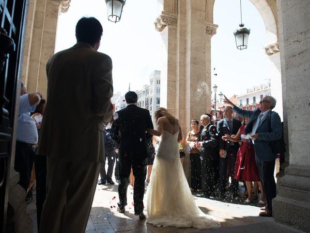 La boda de Ruben y Cristina en Quintanilla De Onesimo, Valladolid 57
