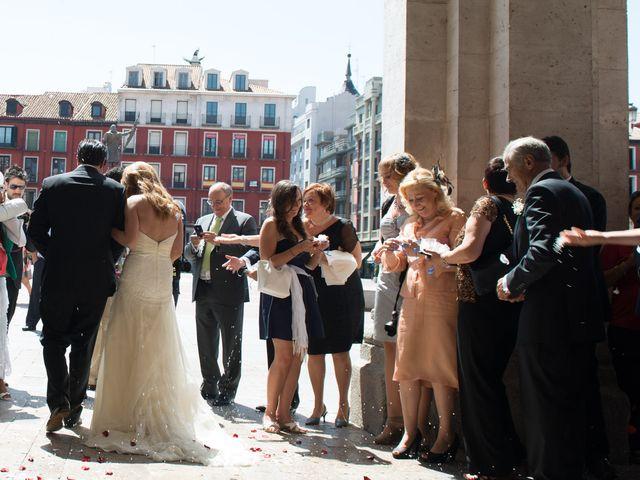 La boda de Ruben y Cristina en Quintanilla De Onesimo, Valladolid 58