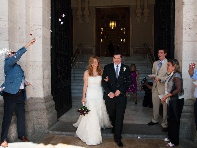 La boda de Ruben y Cristina en Quintanilla De Onesimo, Valladolid 59