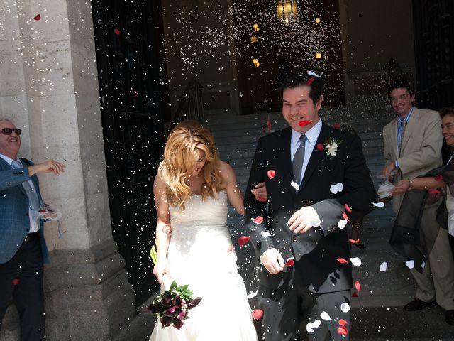 La boda de Ruben y Cristina en Quintanilla De Onesimo, Valladolid 60