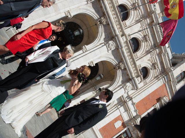 La boda de Ruben y Cristina en Quintanilla De Onesimo, Valladolid 64