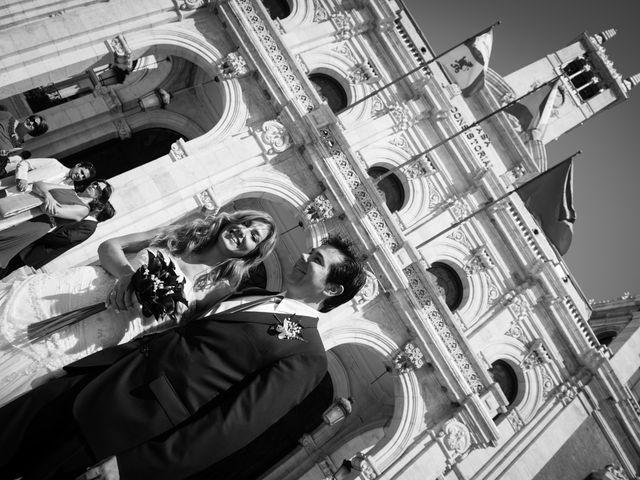 La boda de Ruben y Cristina en Quintanilla De Onesimo, Valladolid 66