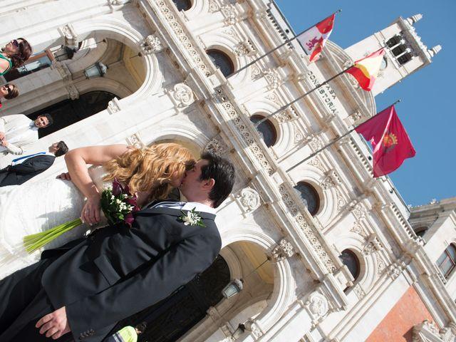 La boda de Ruben y Cristina en Quintanilla De Onesimo, Valladolid 67