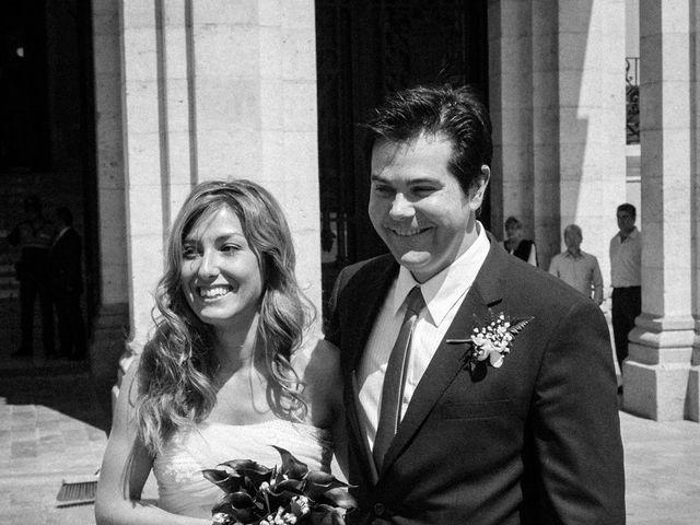 La boda de Ruben y Cristina en Quintanilla De Onesimo, Valladolid 68