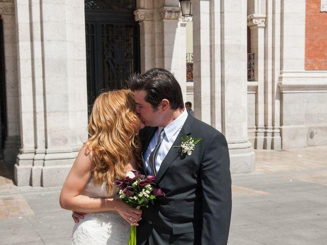 La boda de Ruben y Cristina en Quintanilla De Onesimo, Valladolid 69